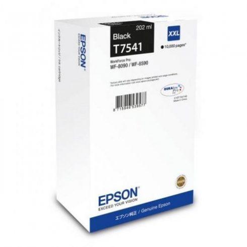 T7541 BK 10K EREDETI EPSON TINTAPATRON