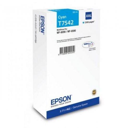 T7542 C EREDETI EPSON TINTAPATRON