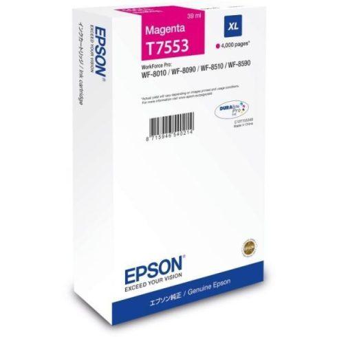 T7553 M EREDETI EPSON TINTAPATRON