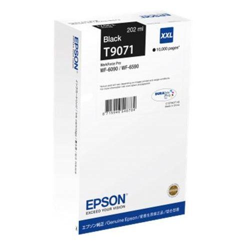 T9071 (C13T907140) 10K BLACK EREDETI EPSON TINTAPATRON