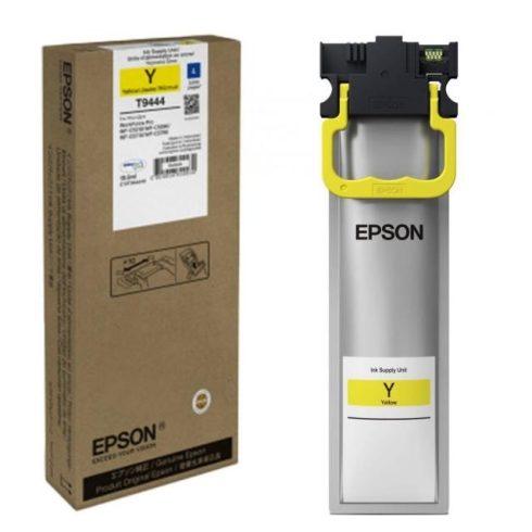 T9444 YELLOW 3K 19.9ML EREDETI EPSON TINTAPATRON