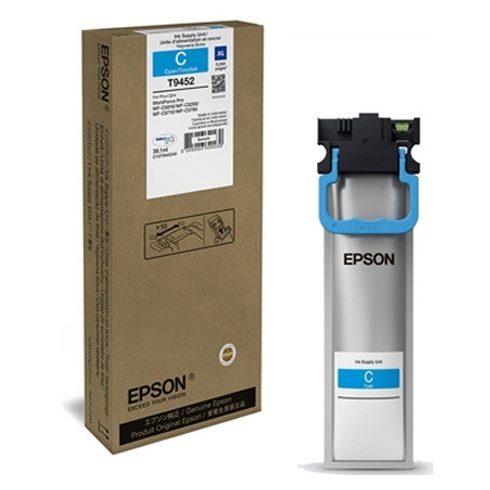 T9452 CYAN 5K 38.1ML EREDETI EPSON TINTAPATRON