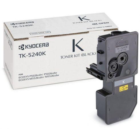 TK-5240K FEKETE EREDETI KYOCERA TONER
