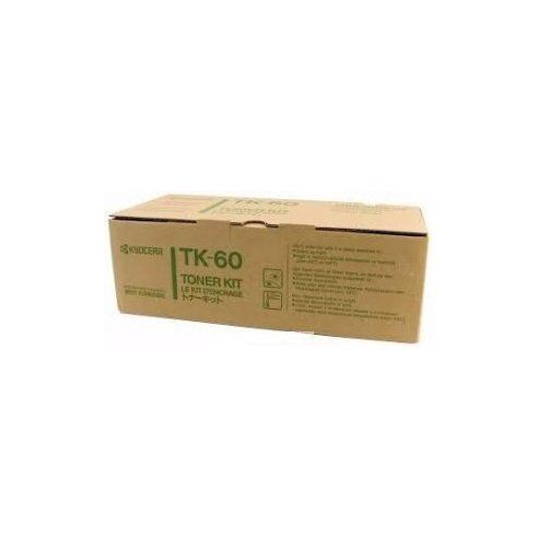 Kyocera TK-60 leértékelt eredeti tonerkazetta Kyocera FS 1800,3800
