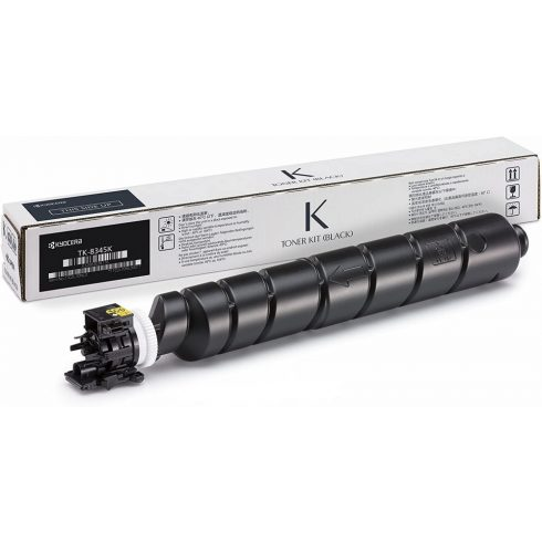 TK-8345K (1T02L70NL0) FEKETE EREDETI KYOCERA TONER