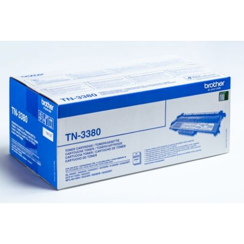 BROTHER TN-3380 8K EREDETI TONER