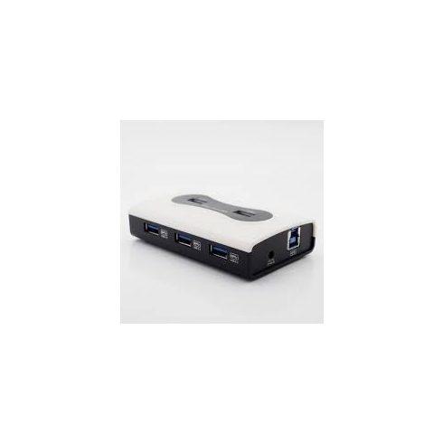USB 3.0 GIGABIT 7 PORTOS HUB