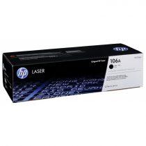 W1106A (106A) BLACK (LASER 107, MFP 135, MFP 137) EREDETI HP TONER