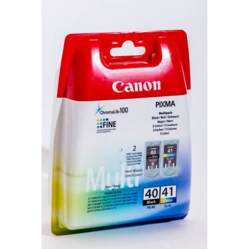 PG-40/CL-41 MULTIPACK EREDETI CANON TINTAPATRON