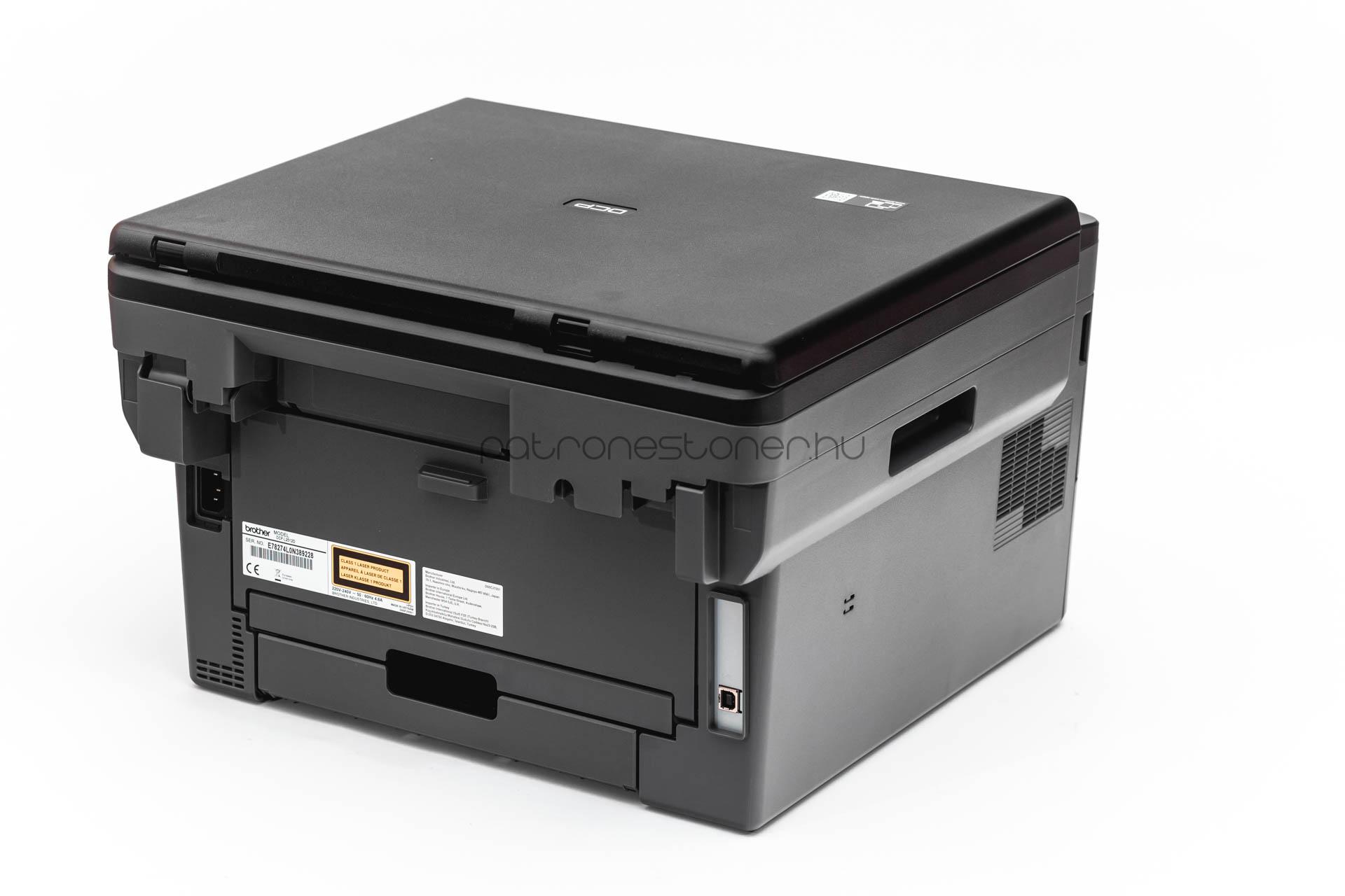 Multifunkciós lézernyomtató - Brother L2512D