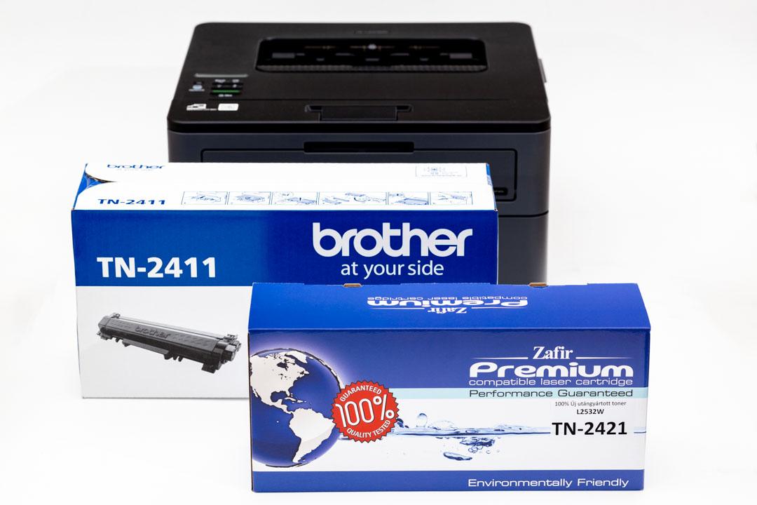 L2372DN – Szupergyors Brother lézernyomtató