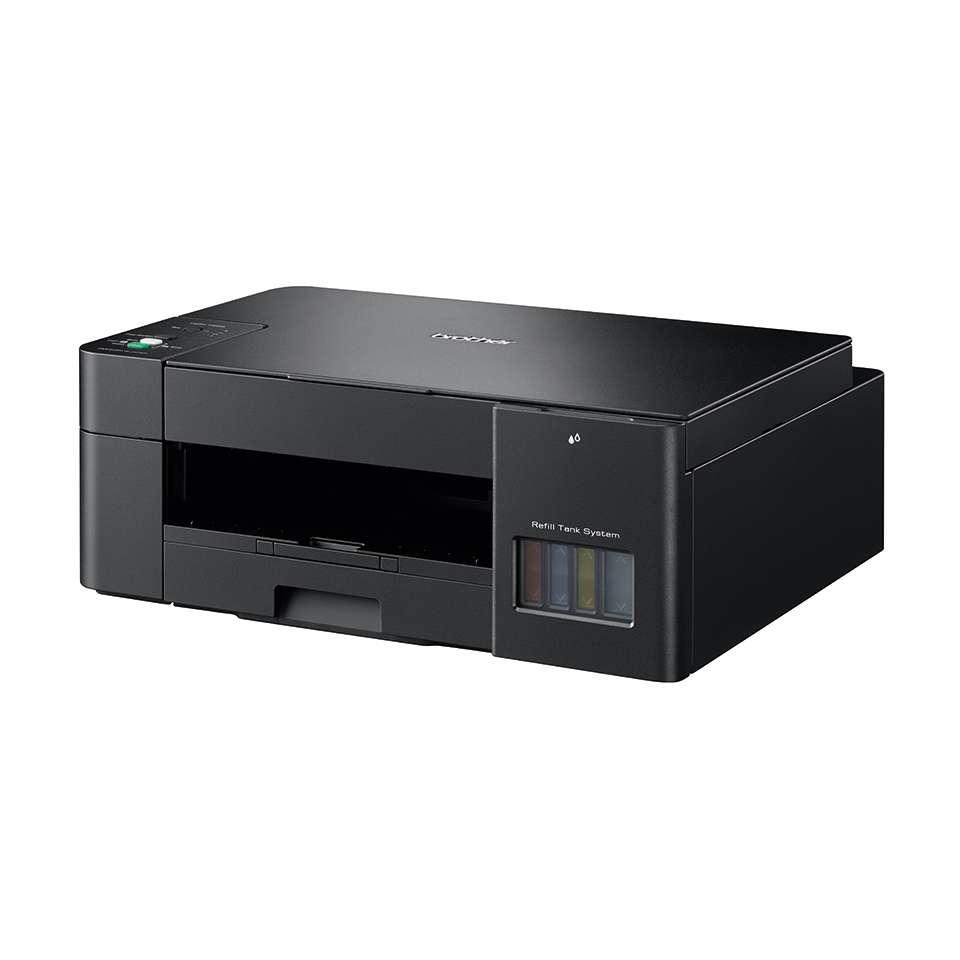 Színes, multifunkciós Brother nyomtató - T220 teszt