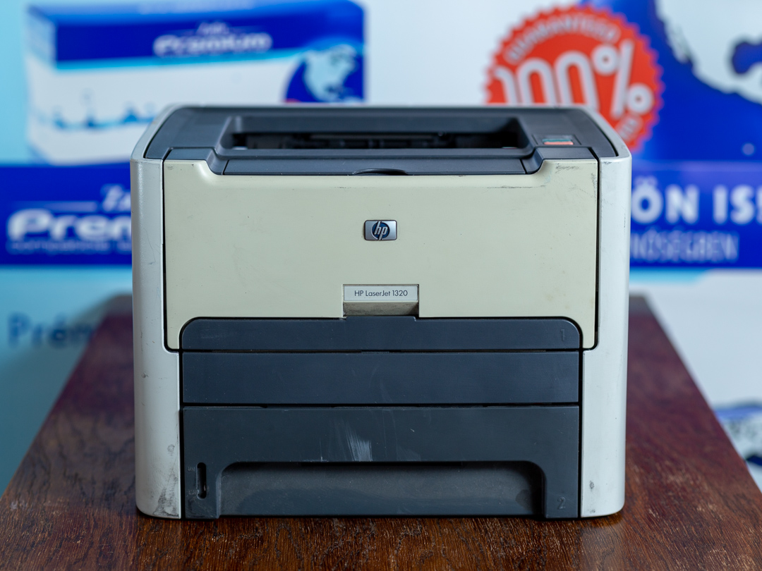 Nyomtass olcsón! 1320 HP LaserJet nyomtató