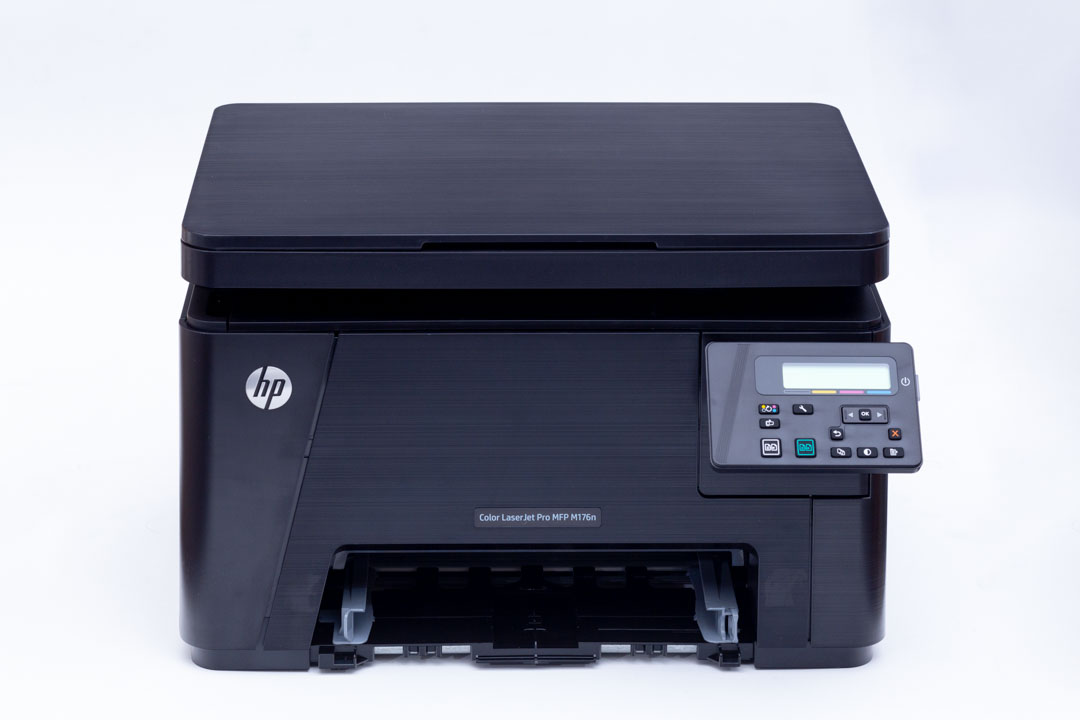 HP Color LaserJet M176n színes multifunkciós lézernyomtató