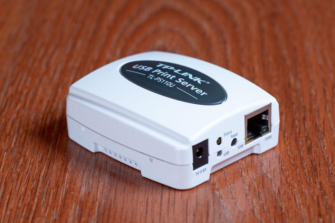 A legolcsóbb wifis nyomtató! TP-Link Print Server bemutató