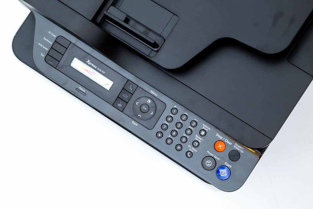 Irodai lézernyomtató - Samsung M2675F