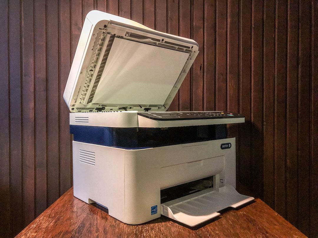 Xerox 3025 multifunkciós nyomtató és fax