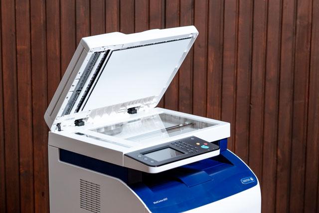 Xerox 6027 színes multifunkciós lézernyomtató – a lapolvasó