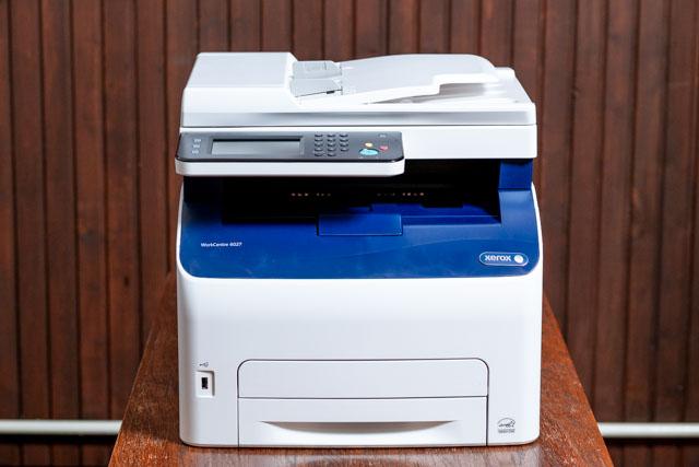 Xerox 6027 színes multifunkciós lézernyomtató és fax