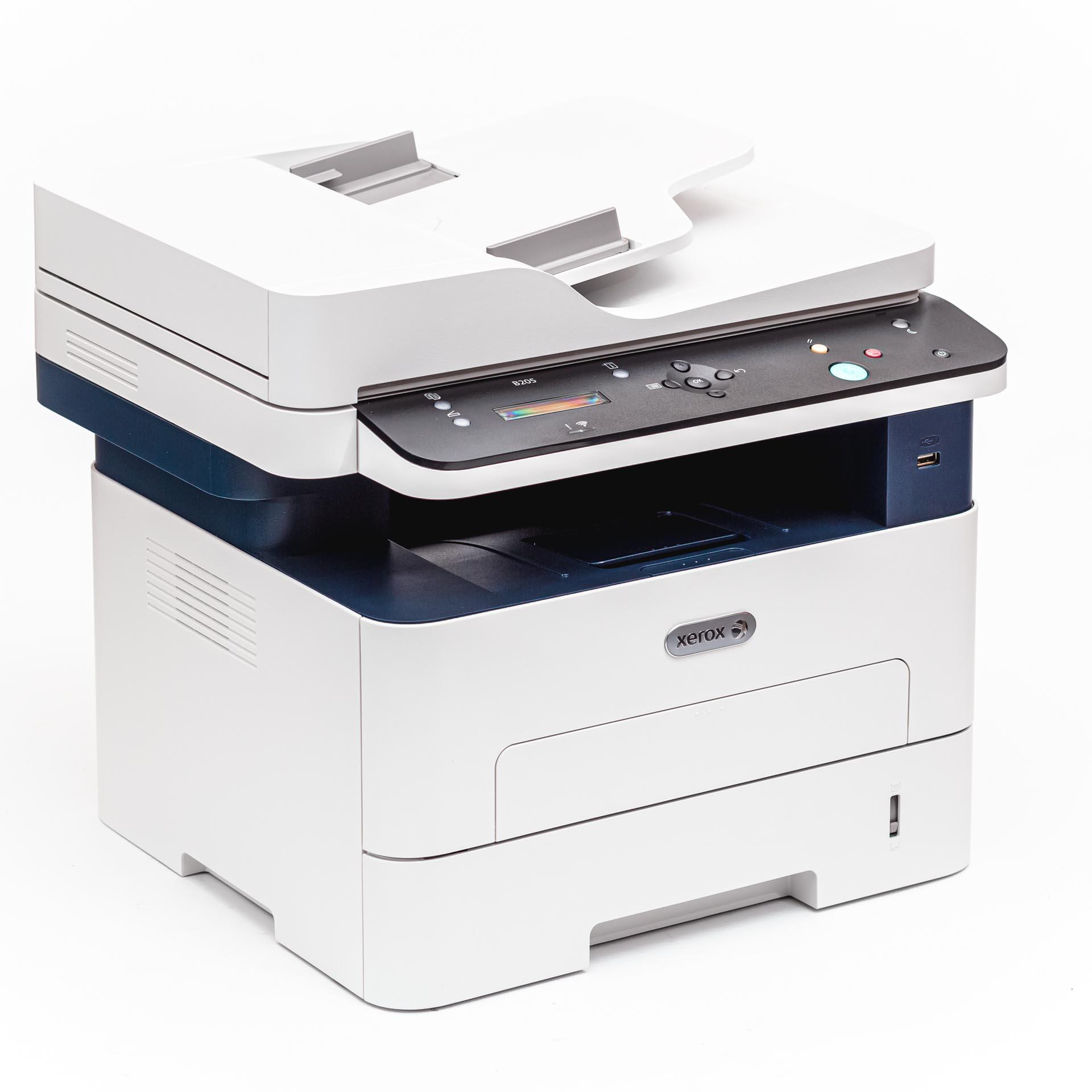 B205 – Multifunkciós Xerox hálózati lézernyomtató