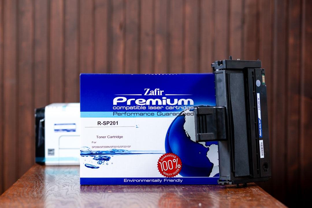 Ricoh SP220Nw és Zafir Premium SP201 toner