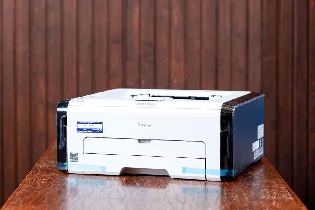 Ricoh SP220Nw olcsó irodai nyomtató